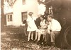I think this is a great photo of Clara and Oscar with daughters Harriet and Corolla